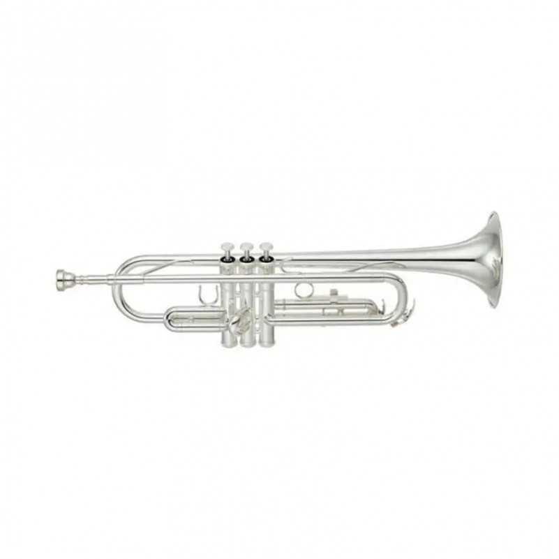 TROMPETA YAMAHA YTR 2330 S PLATEADA EN SIb Yamaha - 1