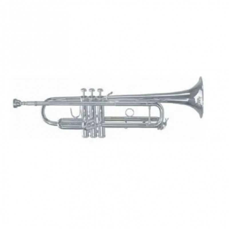 TROMPETA BACH VBS1 PLATEADA SIb Bach - 1