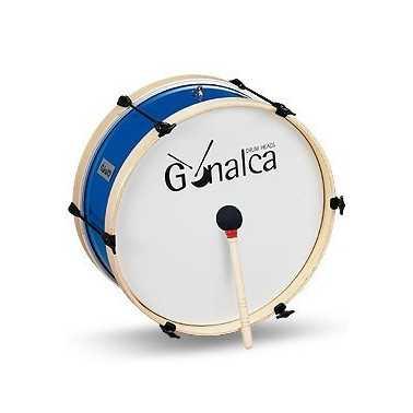 Bombo Charanga 55X23Cm Standar Ref. 04132 Gc0170 cover negro Gonalca Gonalca - 1
