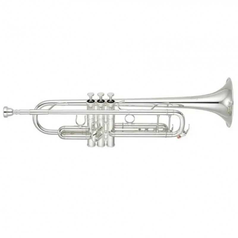 TROMPETA YAMAHA YTR 8335S EN SIb PLATEADA Yamaha - 1