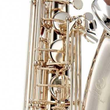 SAXO TENOR YAMAHA YTS-62 S PLATEADO Yamaha - 4