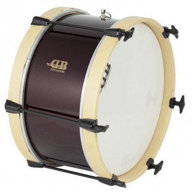 Bombo Charanga Infantil 35X18Cm Db4094 Gc0090 cover rojo vino DB Percussion DB Percussion - 1
