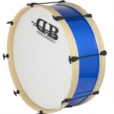 Bombo Charanga 45X18Cm Db4100 Gc0180 cover azul DB Percussion DB Percussion - 1