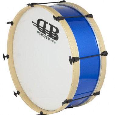 Bombo Charanga 60X18Cm Db4120 Gc0180 cover azul DB Percussion DB Percussion - 1
