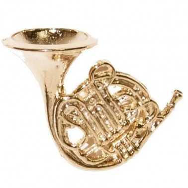 PIN TROMPA GMUSICAL GOLD 18K G Musical - 1
