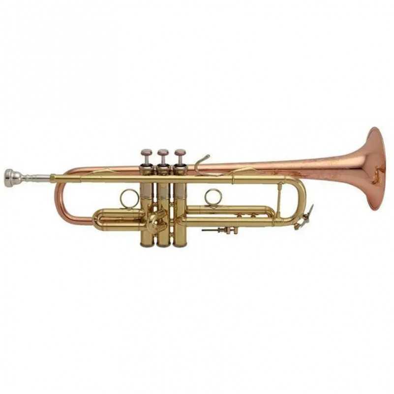 TROMPETA BACH LR190 43 LACADA EN SIb Bach - 1