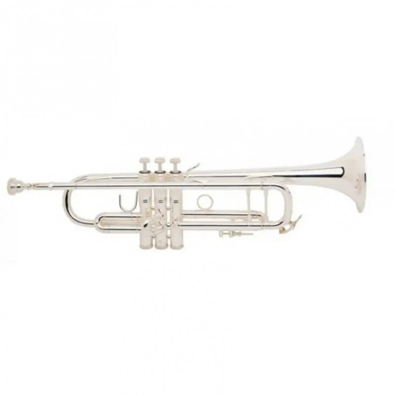 TROMPETA EN SIb BACH LR180ML 43/25 PLATEADA Bach - 1