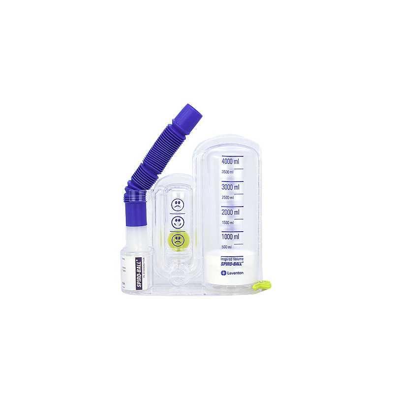 ESPIRÓMETRO SMILE 400 ml Lungentrainer - 1