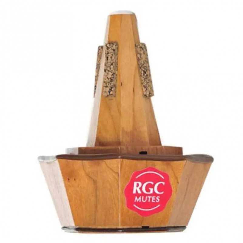 SORDINA TROMPETA RGC TRP18 CUP MADERA RGC Mutes - 1