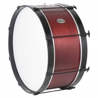 Bombo Charanga 66X23Cms Quadura Ref. 04113 Gc0214 rojo pintado oscuro Gonalca Gonalca - 1