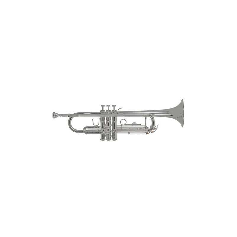 TROMPETA BACH TR650 S PLATEADA SIb Bach - 1