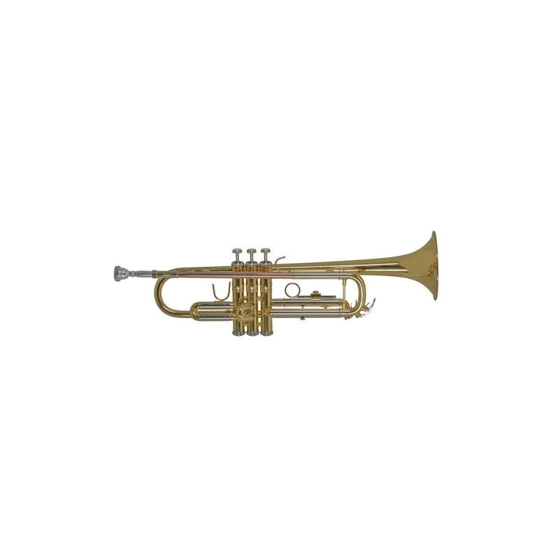 TROMPETA BACH TR650 LACADA SIb Bach - 1