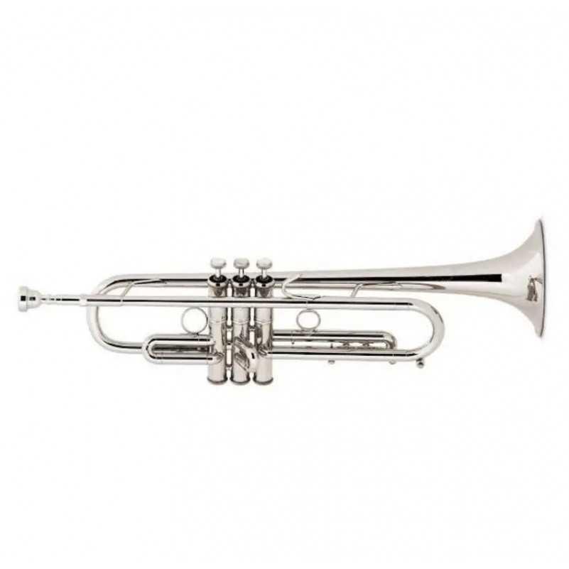 TROMPETA BACH LT190 ML1B S COMMERCIAL EN SIb Bach - 1