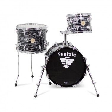 "Set Abd Cover Mini Bd16""-Tt10""-Ft13"" Gc0150 cover natural Santafe Drums Santafe Drums - 1"