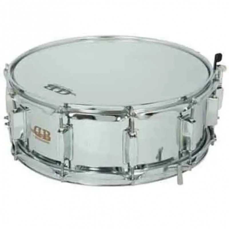 """CAJA DB 14""""x5,5"""" 10 DIV DB0076 CROMADA DB Percussion - 1"""