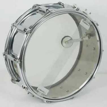 """CAJA DB 14""""x5,5"""" 10 DIV DB0076 CROMADA DB Percussion - 2"""