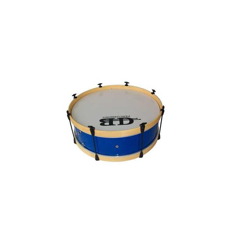"BOMBO CHARANGA DB 4120 24"" 60 X 18 AZUL DB Percussion - 1"