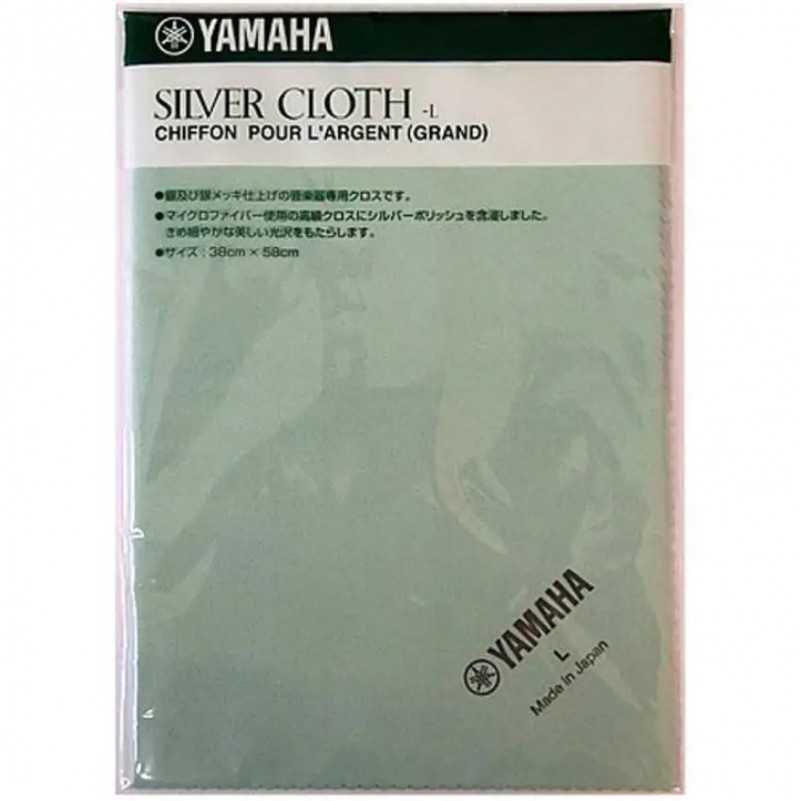 PAÑO LIMPIADOR YAMAHA SILVER CLOTH L Yamaha - 1