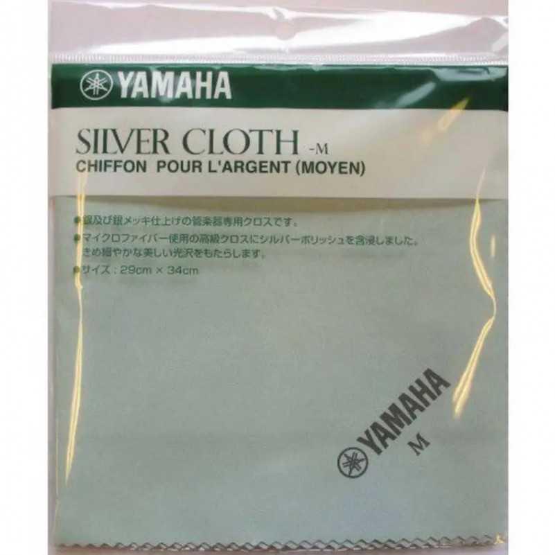 PAÑO LIMPIADOR YAMAHA SILVER CLOTH M Yamaha - 1