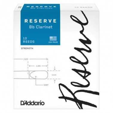CAÑAS CLARINETE D'ADDARIO RESERVE 3 D'Addario - 2