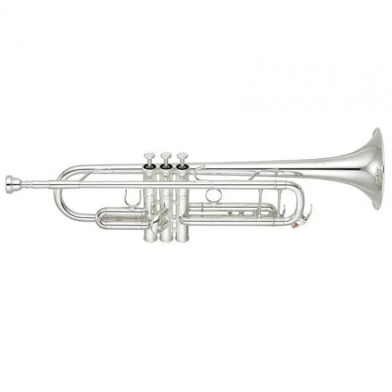 TROMPETA YAMAHA YTR 8335GS EN SIb PLATEADA Yamaha - 1