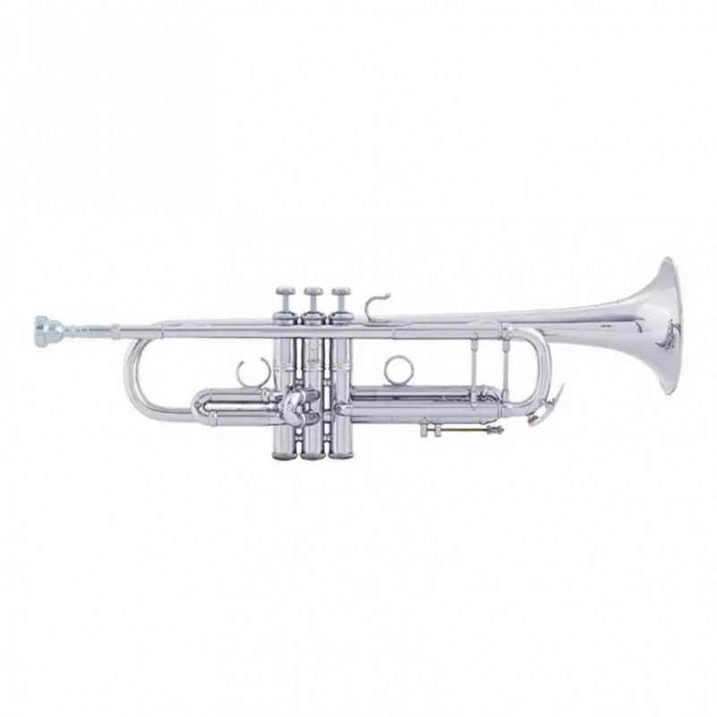 TROMPETA BACH ARTISAN AB190S PLATEADA Sib Bach - 1