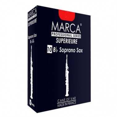 CAÑAS SAXO SOPRANO MARCA SUPERIEURE 3 Marca - 1