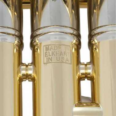 TROMPETA EN SIb BACH AB190 ARTISAN Bach - 2