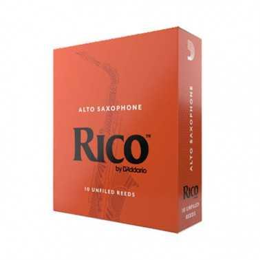 CAÑAS SAXO ALTO RICO NARANJA 3.5 RJA1035 Rico,D'Addario - 1