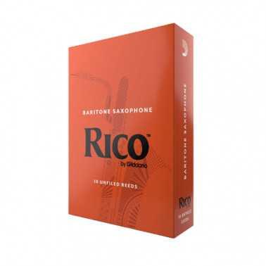 CAÑAS SAXO BARITONO RICO NARANJA 3.5 RLA1035 Rico,D'Addario - 1
