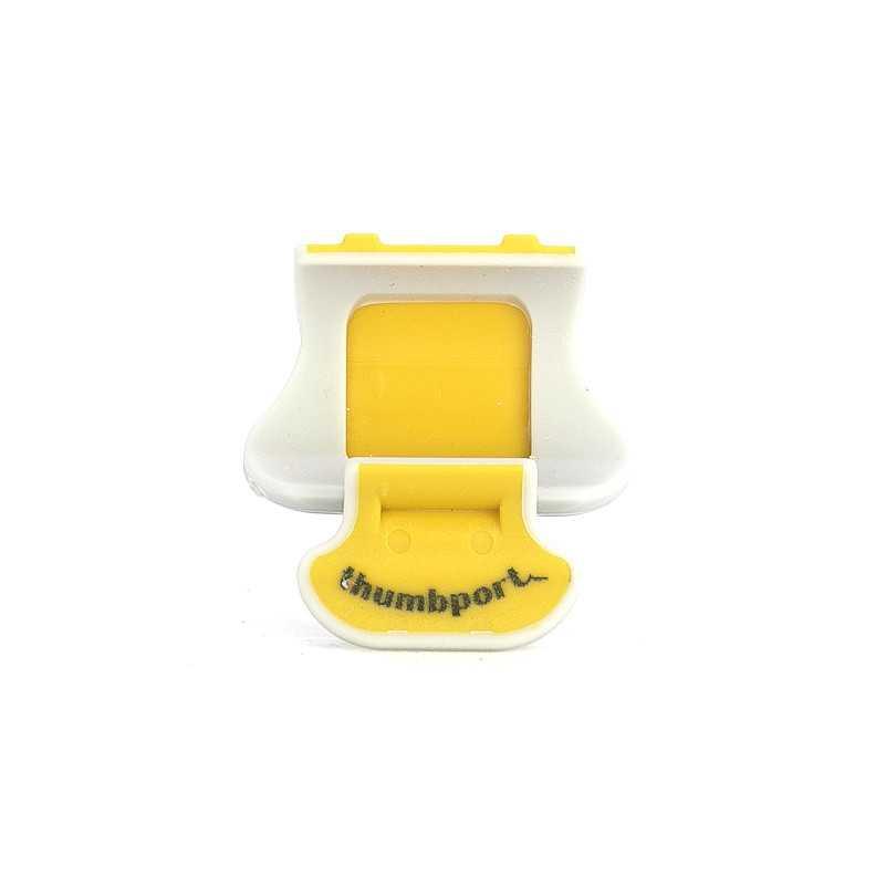APOYO PULGAR FLAUTA THUMBPORT AMARILLO MARFIL Thumbport - 1