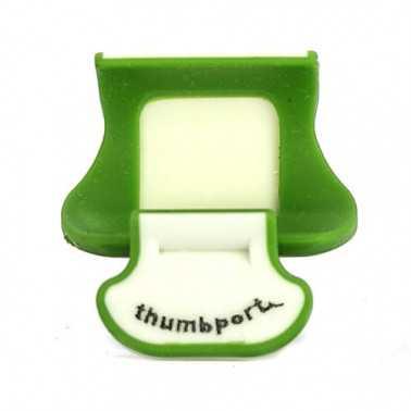 APOYO PULGAR FLAUTA THUMBPORT VERDE MARFIL Thumbport - 1