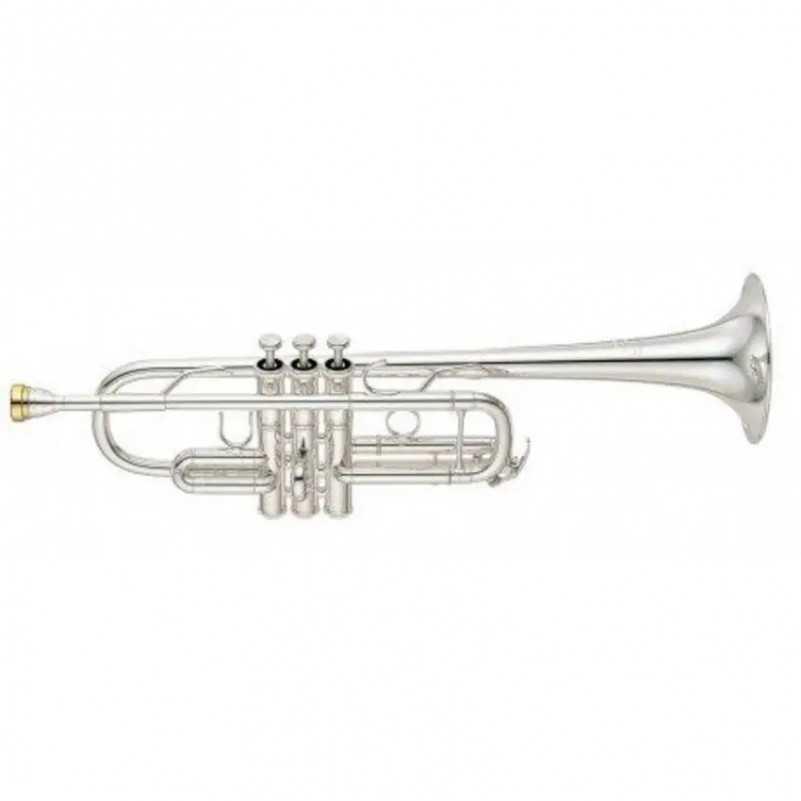 TROMPETA EN DO YAMAHA YTR 8445 S XENO PLATEADA Yamaha - 1