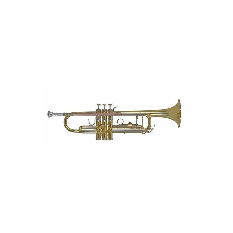 TROMPETA BACH TR501 LACADA SIb Bach - 1