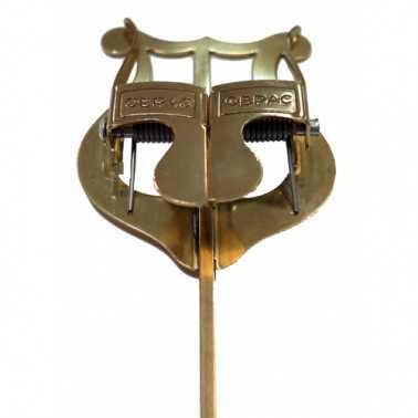 ATRIL DE MARCHA OBRAC 1281L RABO LARGO 18 cm Obrac - 1
