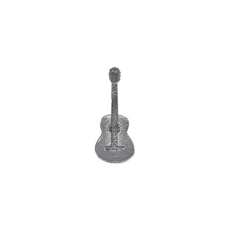 PIN GUITARRA RAGTIME PLATEADO Ragtime - 1