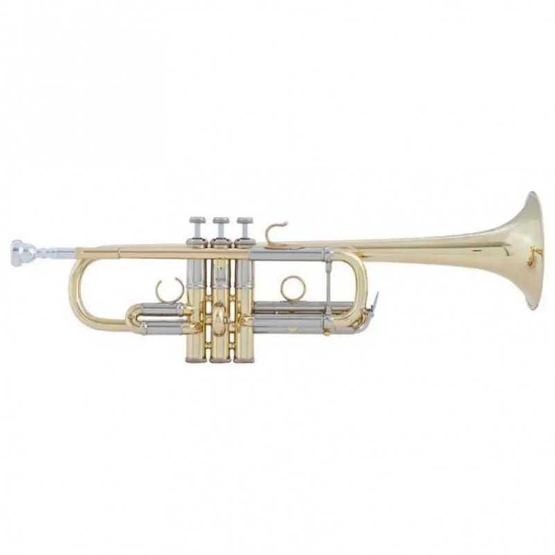 TROMPETA BACH AC190 L ARTISAN EN DO LACADA Bach - 1