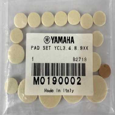 JUEGO ZAPATILLAS YAMAHA CLARINETE M0190002 Yamaha - 2
