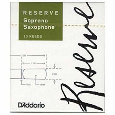 CAÑAS SAXO SOPRANO D'ADDARIO RESERVE 3 D'Addario - 1