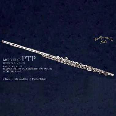 FLAUTA MURAMATSU PTP RBEO DE PLATA Muramatsu - 1