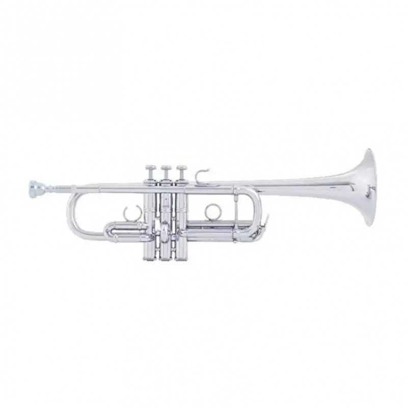 TROMPETA BACH AC190 S ARTISAN EN DO PLATEADA Bach - 1