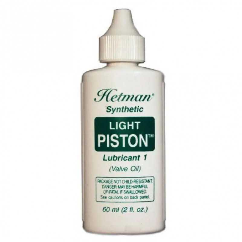 ACEITE HETMAN Nº 1 SYNTHETIC LIGHT PISTON Hetman - 1