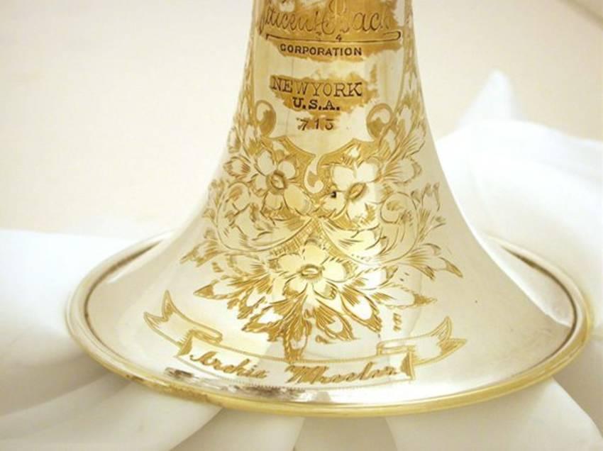Trompeta Bach campana