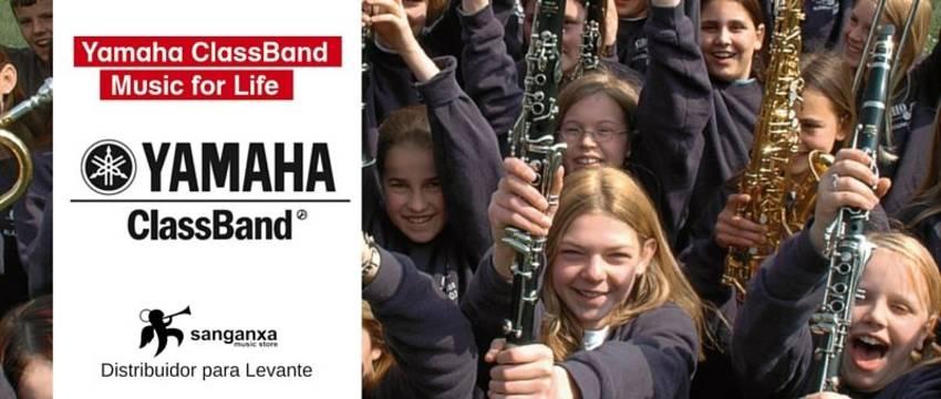 yamaha class band