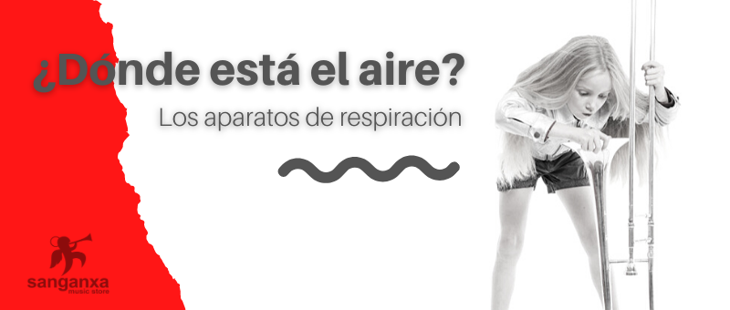 los aparatos de respiración