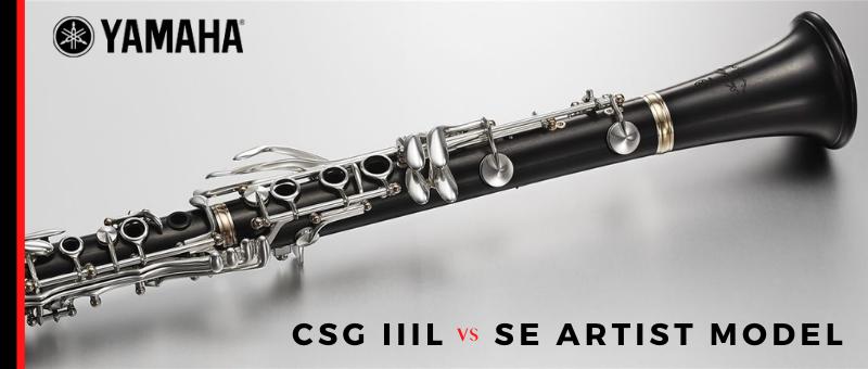 clarinete profesional yamaha