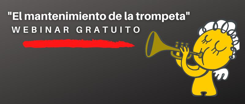 mantenimiento de la trompeta