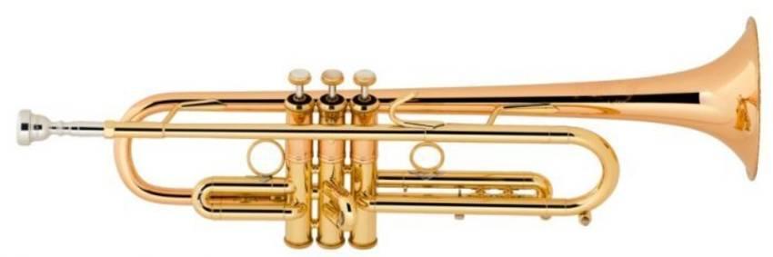 Bach trumpet LT 190