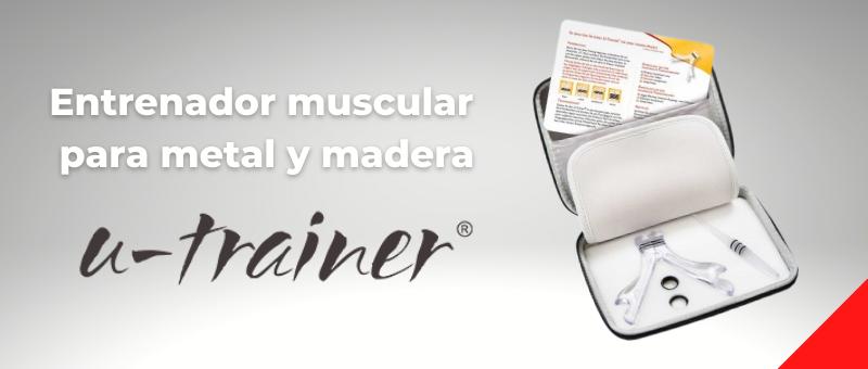 u-trainer entrenador muscular